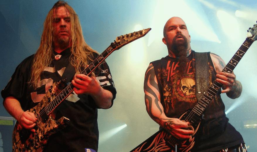 Jeff Hanneman and Kerry King
