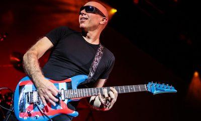 Joe Satriani Deep Purple