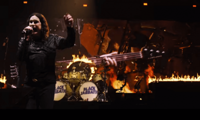 See Black Sabbath performing Iron Man for the last time on The End