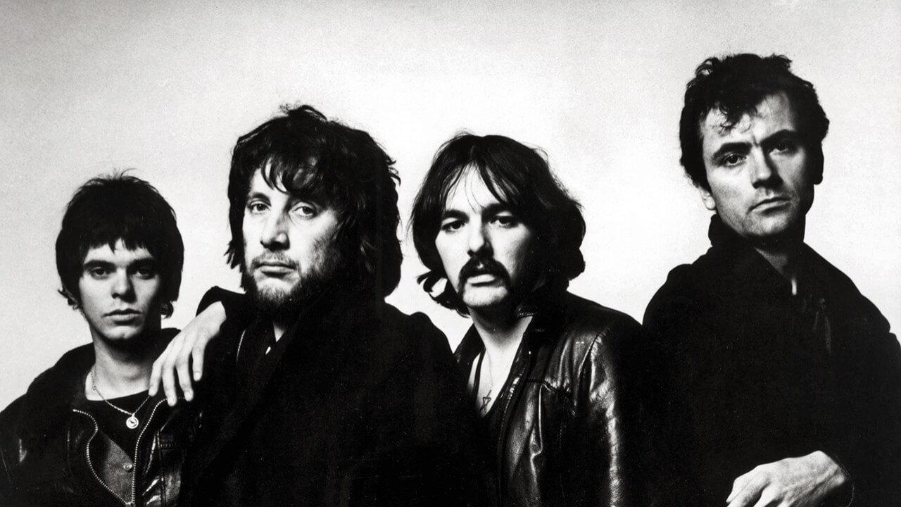 The Stranglers band