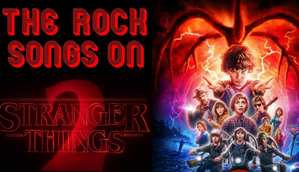 The rock and roll songs that are on the Stranger Things ...