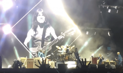 Watch Foo Fighters pay tribute to Malcolm playing Let There Be Rock