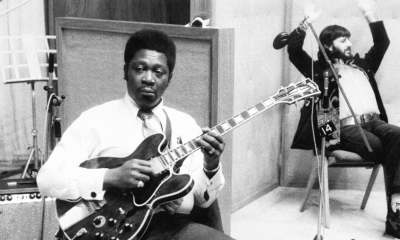 Back In Time: B.B. King talks about John Lennon