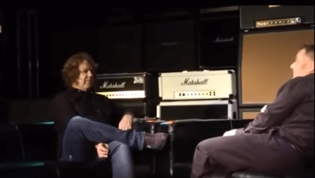 Back In Time: Gary Moore talk about Randy Rhoads