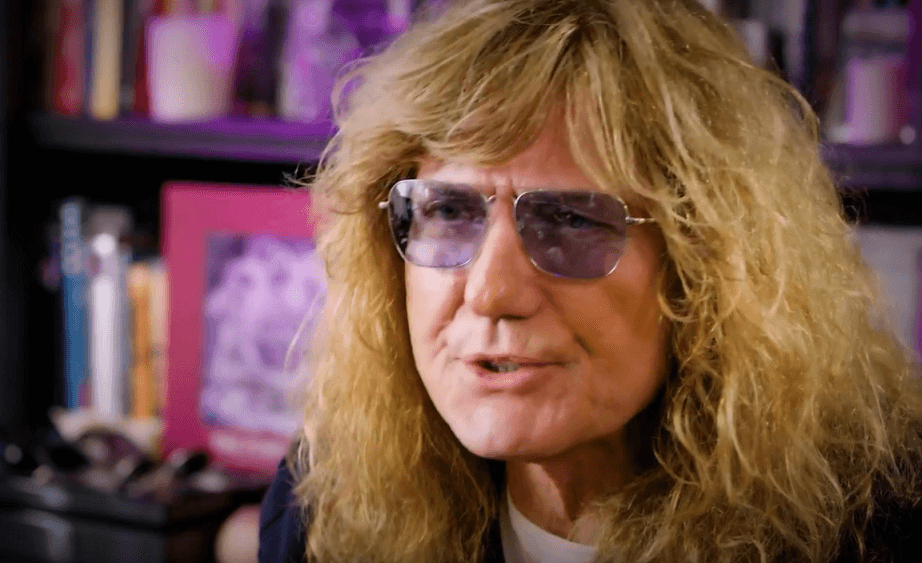 """David Coverdale reveals that """"Fool For Your Loving"""" was ..."""