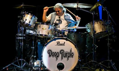 Hear Ian Paice's isolated drum track on Deep Purple's Highway Star