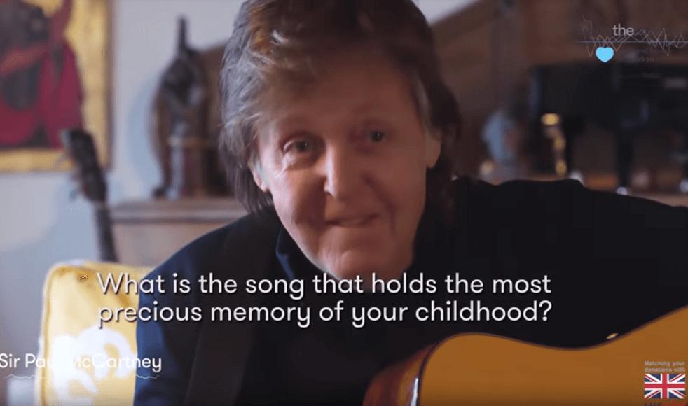 Paul McCartney Be Bop a Lula