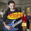 Seinfeld theme heavy metal