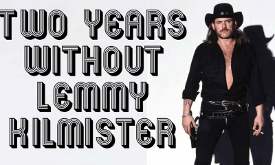Two years without Lemmy Kilmister
