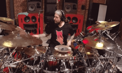 Watch Mike Portnoy's drum cam on Sons Of Apollo new song Labyrinth