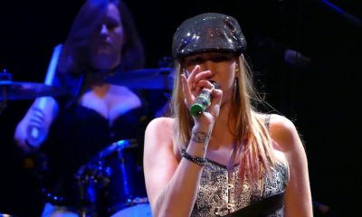 """Watch amazing ACDC female tribute performing """"Shoot To Thrill"""""""