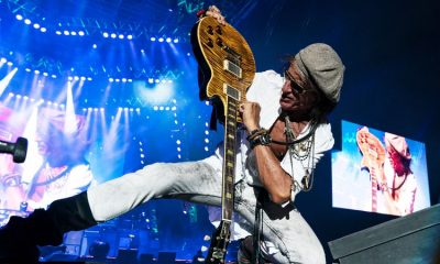 Hear new Joe Perry's song made with Cheap Trick's Robin Zander