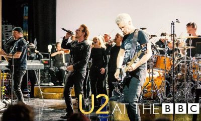 "Watch U2 performing their classic ""All I Want is You"" live on BBC"