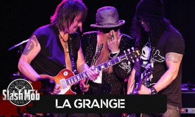 Back In Time: La Grange with Billy Gibbons, Slash, Sambora, Lukather, McKagan