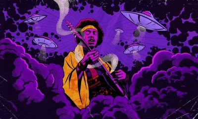 Listen to Jimi Hendrix's unreleased cover of Muddy Waters' Mannish Boy