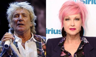 Rod Stewart and Cindy Lauper will tour together – see the dates