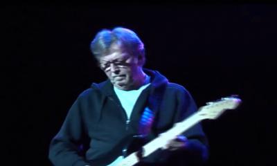 Watch Eric Clapton's complete performance on Paul Jones Charity concert