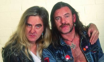 "Watch Saxon's song ""They Played Rock And Roll"" made in tribute to Motörhead"