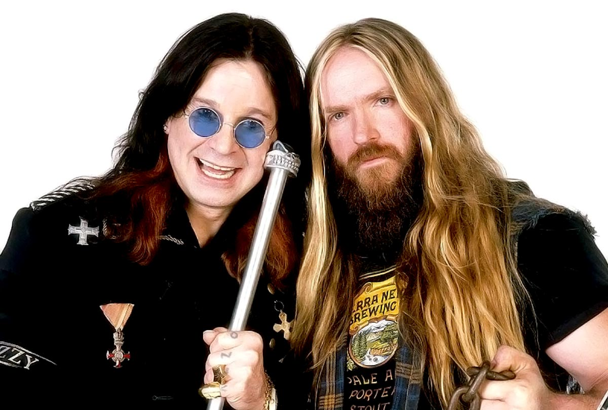 Zakk Wylde says that following Ozzy in drunkenness led him to alcoholism