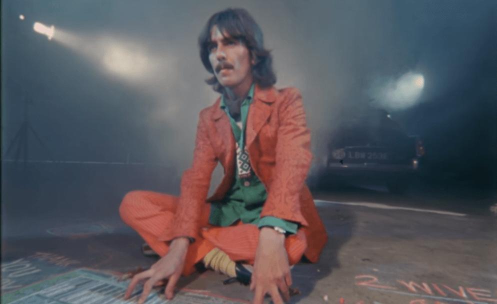 George Harrison Blue Jay Way