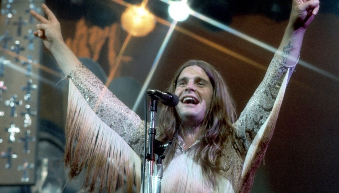 """Hear Ozzy Osbourne's isolated vocals on Sabbath's """"Sweet Leaf"""