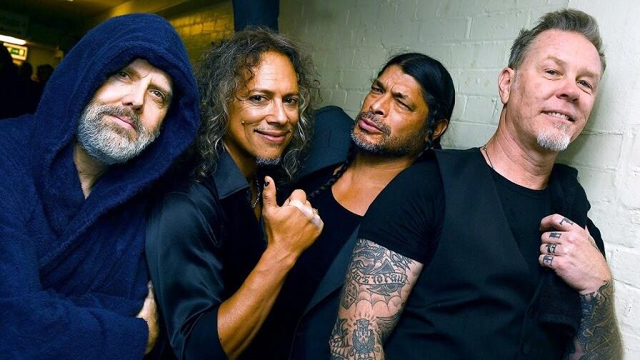 Metallica 2018 world tour