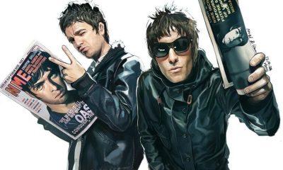 Noel Gallagher e Liam Gallagher