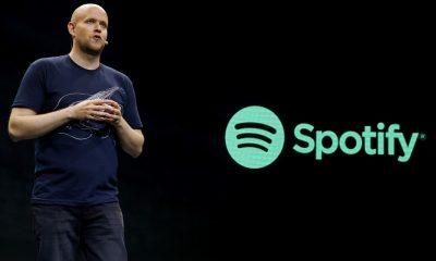 Spotify speech