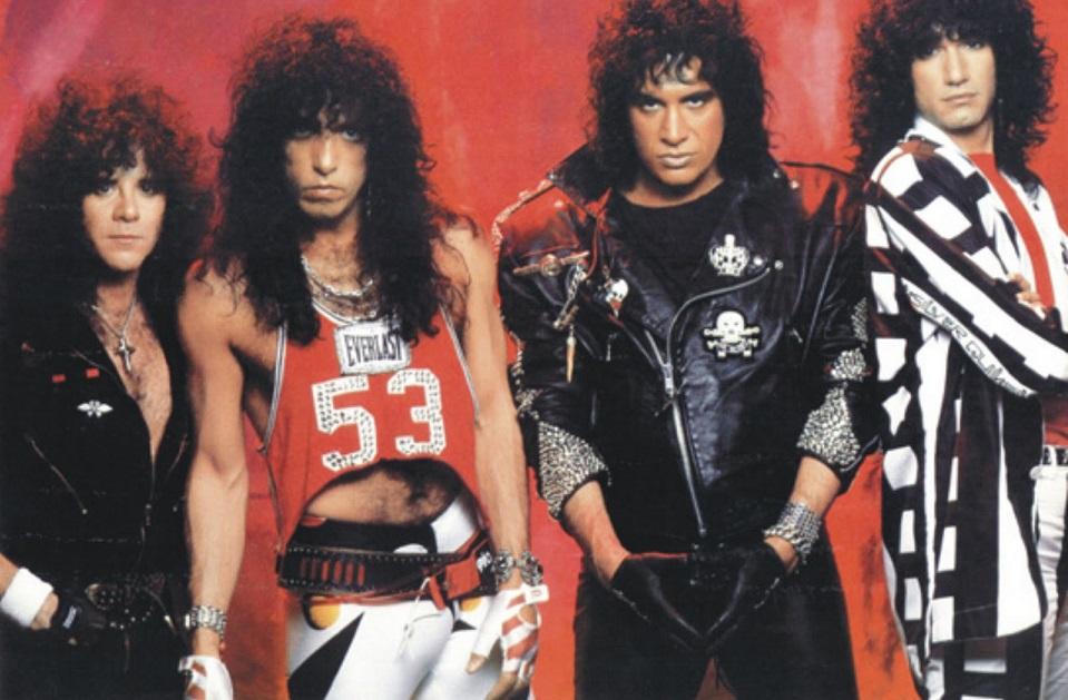 KISS 1987