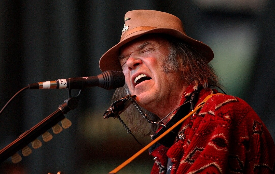 Neil Young 2018