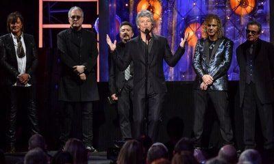 Bon Jovi rock and roll hall of fame