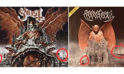 Ghost and Sepultura