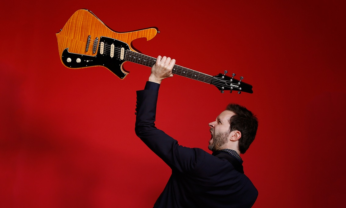 Mr. Big guitarist