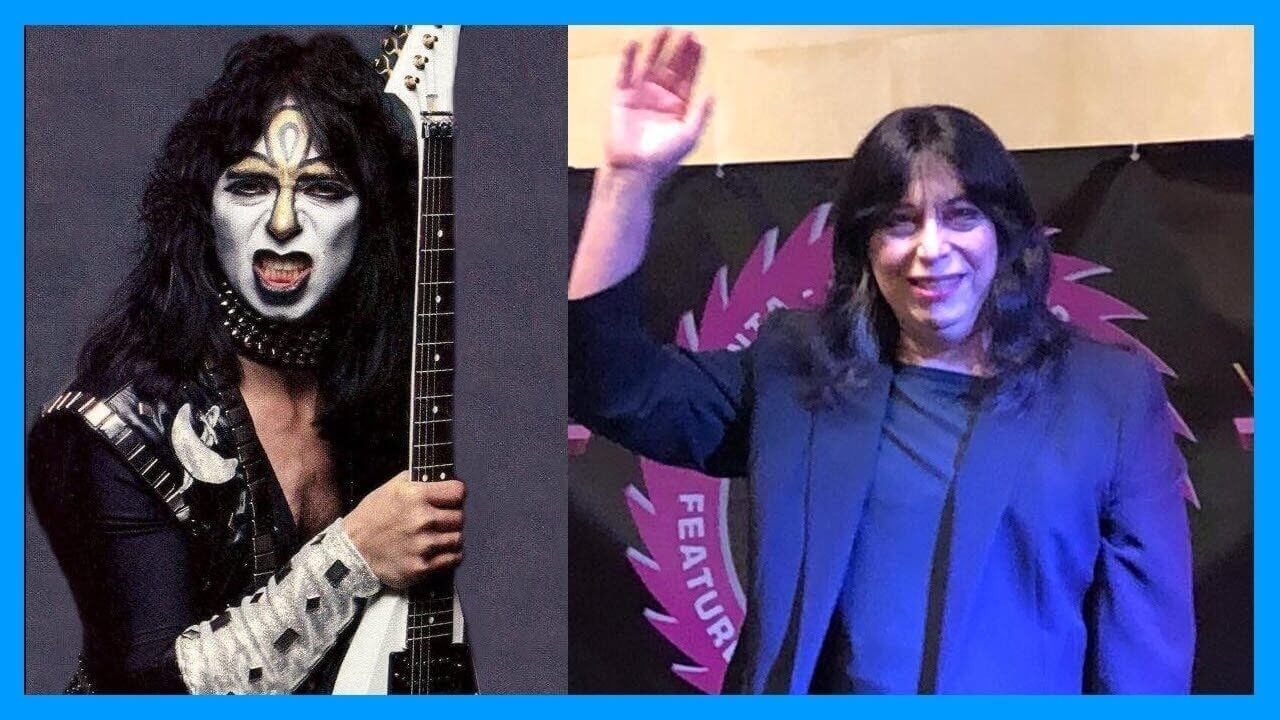 Vinnie Vincent now and then