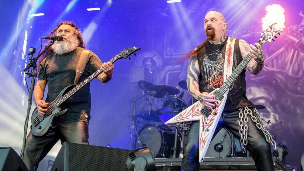 Slayer 2018 concert