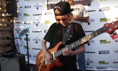 12 year old kid amazing solo