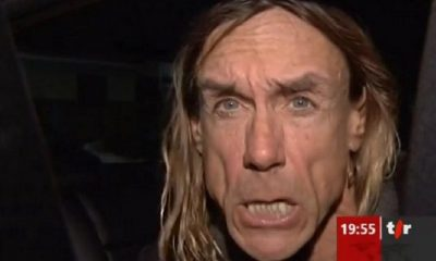 Iggy Pop hates techno music