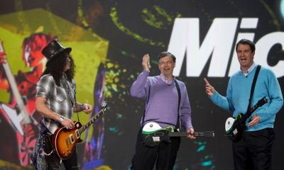 Slash and Bill Gates