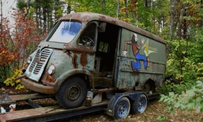 Aerosmith first van tour