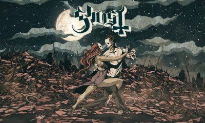 Dance Macabre Ghost