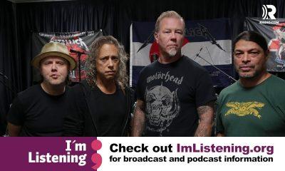Metallica on suicide awareness