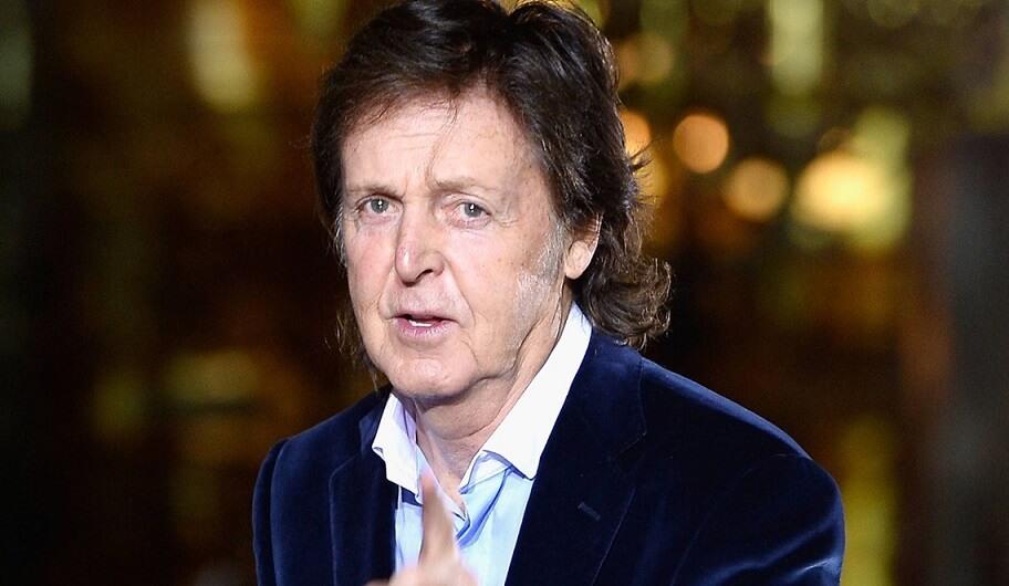 Paul McCartney new song