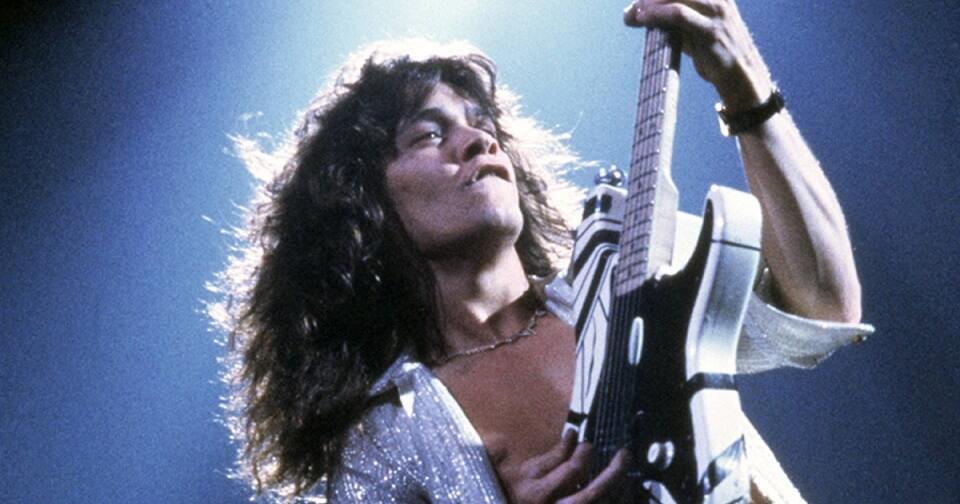 "Hear Eddie Van Halen's isolated guitar track on ""Panama"""