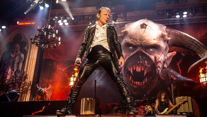 Iron Maiden Will Be On Rock In Rio 2019