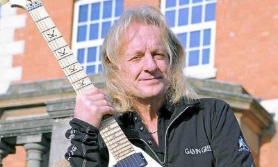 KK Downing guitar