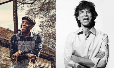 Mick Jagger and Buddy Guy