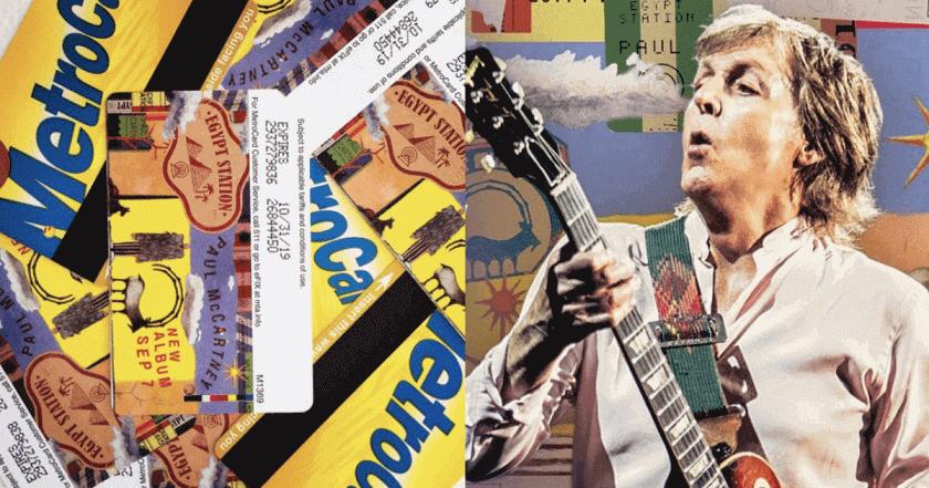 Paul McCartney full album Egypt Station
