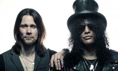 Slash new song