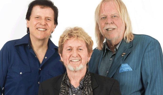 Trevor Rabin, Jon Anderson and Rick Wakeman