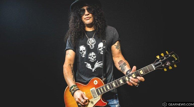 Les Paul guitar Slash